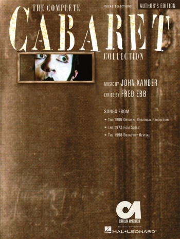 The Complete Cabaret Collection: Vocal Selection: Authors Edition