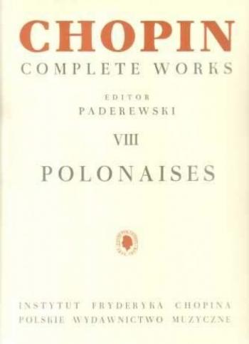 Polonaises: Piano