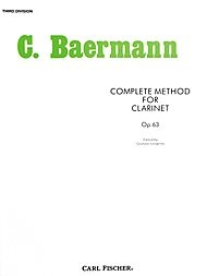 Complete Method For Clarinet Op.63 (Ed Langenus)