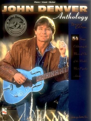 John Denver: Anthology: Piano Vocal Guitar