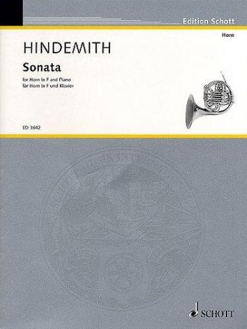 Sonata: 1939: French Horn