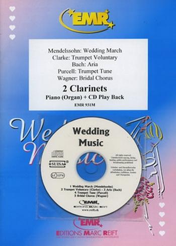 Wedding Music: Clarinet Duet