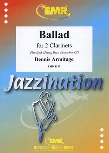 Ballads: 2 Clarinets