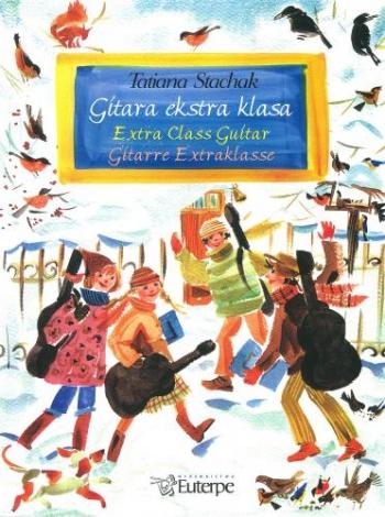 Extra Class Guitar: Classical Guitar