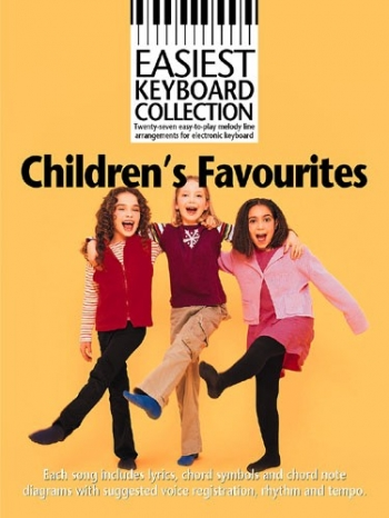 Easiest Keyboard Collection Childrens Favourites