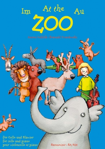 At The Zoo: Cello & Piano (cofalik/Twardowski) (Barenreiter)