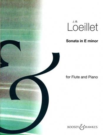 Sonata: Flute & Piano (B&H)