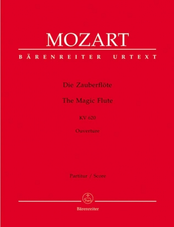 The Magic Flute Overture: Full Score (Barenreiter)