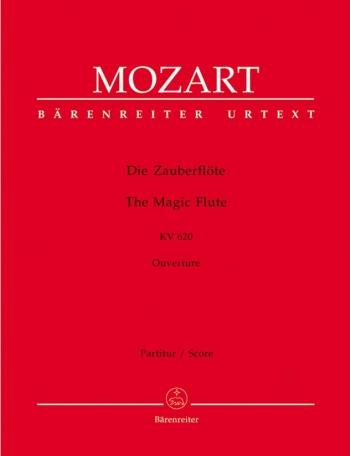 The Magic Flute Overture: Full Score (Barenreiter)