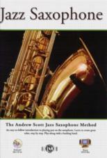 Jazz Saxophone: Jazz Alto Saxophone Method