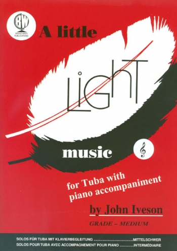Little Light Music: Tuba Treble Clef & Piano