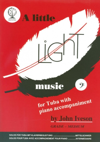 Little Light Music: Tuba Bass Clef & Piano