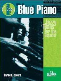 Easy Blue Piano: Piano Solo