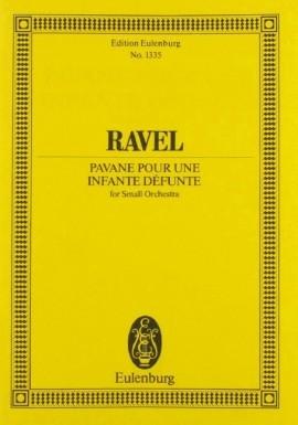 Pavane Pour Une Infante Defunte: Miniature Score