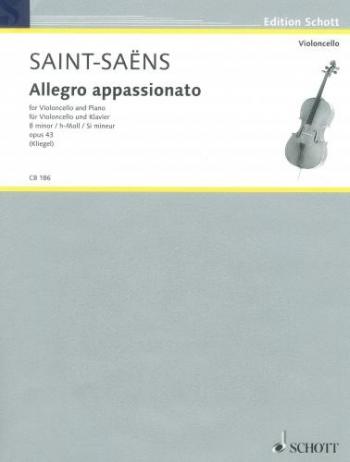 Allegro Appassionato: Op43: Cello & Piano (Schott)