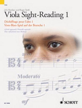 Sight-reading: Book 1: Viola (Kember)