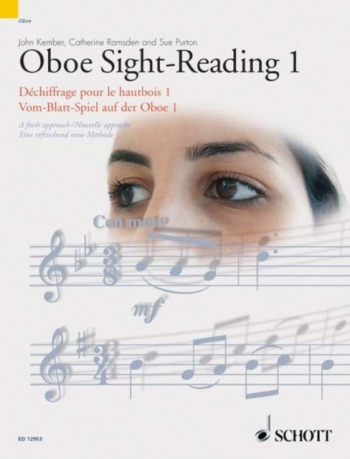 Sight-Reading: Book 1: Oboe (Kember)