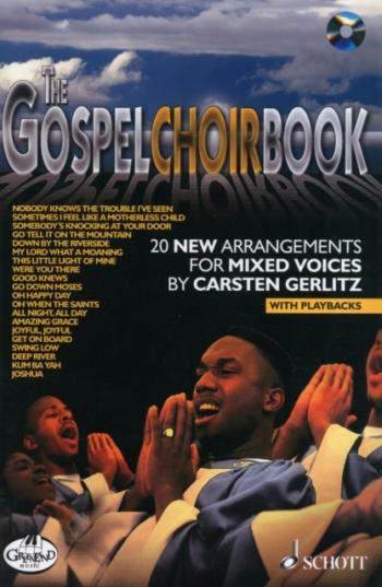 The Spiritual & Gospel Choirbook: Vocal Satb