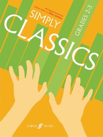 Simply Classics: Grade 2-3: Piano