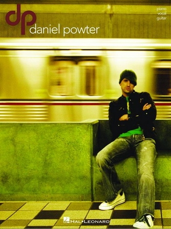 Daniel Powter: Piano Vocal Guitar