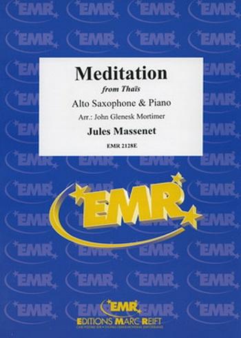 Meditation From Thais: Alto Saxophone