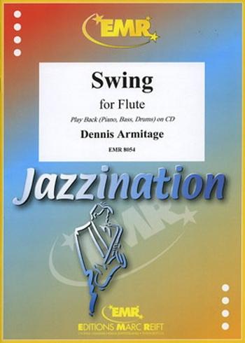 Swing  (jazzination): Flute: Book & CD