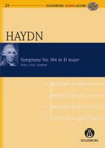 Symphony No104 D Maj: London : Miniature Score (Audio Series No 23)