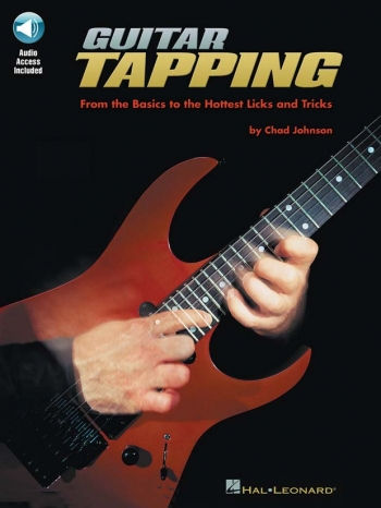 Guitar Tapping: Guitar: Bk&cd