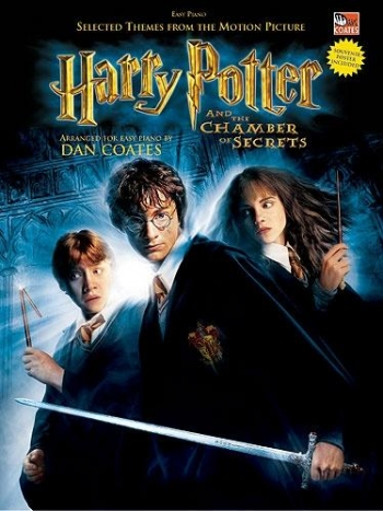 Harry Potter And The Chamber Of Secrets: Easy Piano