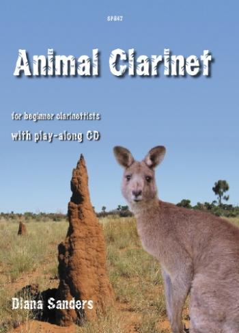 Animal Clarinet: Book & CD