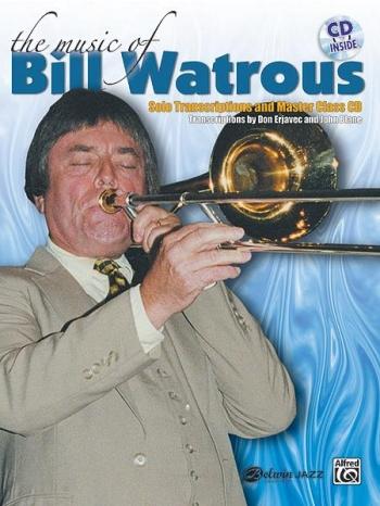 Music Of Bill Waltrous: Trombone: Bass Clef
