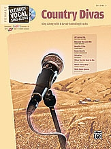Ultimate Vocal Sing-along: Country Divas: Vol3: Female