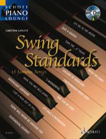 Swing Standards: schott Piano Lounge