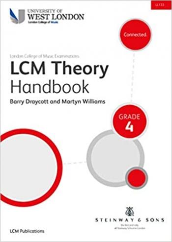 London College Of Music: Theory Handbook Grade 4 (LL133)