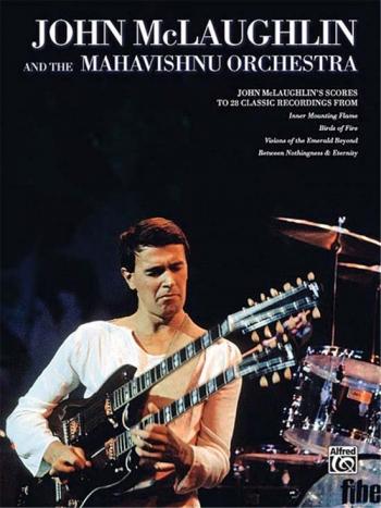 Mclaughlin: John Mclaughlin And The Mahavishnu Orchestra: Band Score