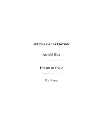Dream In Exile: Piano