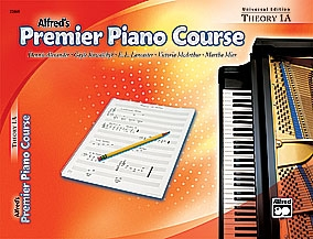 Alfred Premier Piano Course 1a: Theory Book