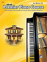 Alfred Premier Piano Course 1b: At Home