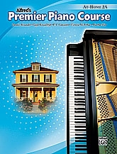 Alfred Premier Piano Course 2a: At Home