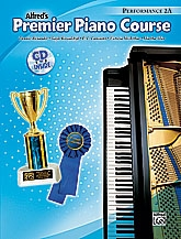 Alfred Premier Piano Course 2a: Performance