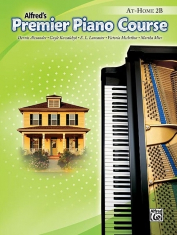 Alfred Premier Piano Course 2b: At Home