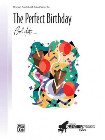 Perfect Birthday: Early Intermediate Piano Solo