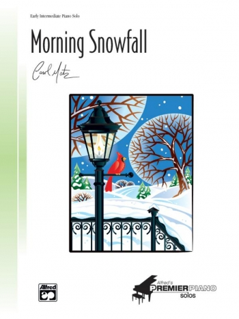 Morning Snowfall: Early Intermeadiate Piano Solo