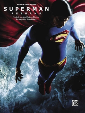 Superman Returns: Music From The Motion Picture: Big Note Piano Album
