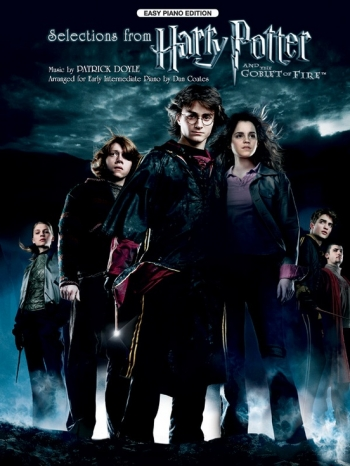 Harry Potter And Goblet Of Fire: Easy Piano Edition