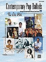 Contemporay Pop Ballards : The Lite Hits:  Easy Piano Album