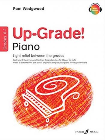 Up-grade Upgrade Pop: 1-2: Piano ( Wedgwood)