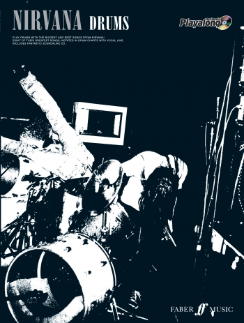 Authentic Playalong: Nirvana: Drum: Book & CD