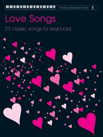 Easy Keyboard Library: Love Songs