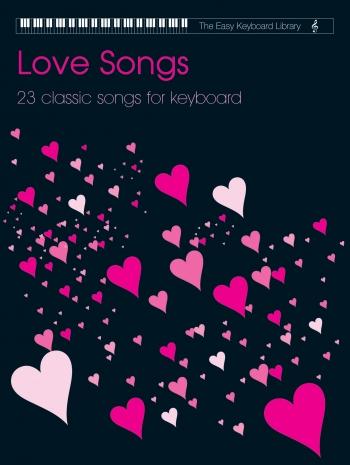 Easy Keyboard Library: Love Songs